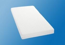 ZÖLLNER Matratze für Babys & Kleinkinder »Baby Soft«, weiß, 70x140 cm, Kern 7 cm