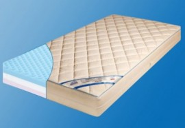 ZÖLLNER Matratze für Babys & Kleinkinder »Dr. Lübbe Air Premium«, 70x140 cm, Kern 13 cm
