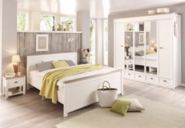 Home Affaire Home affaire »Chateau«, weiß, ohne Aufbauservice, FSC®