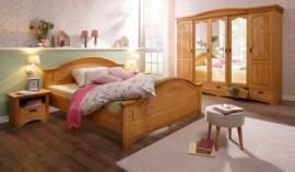 Home Affaire Home affaire Schlafzimmer-Set (4-tlg.) »Konrad« »Konrad«, natur, ohne Aufbauservice, FSC®