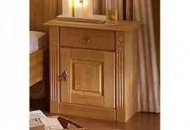 Premium collection by Home Affaire Nachttisch »Wales«, natur, FSC®