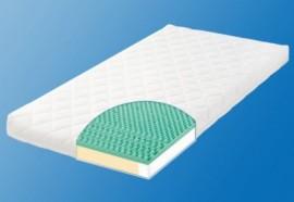 ZÖLLNER Matratze für Babys & Kleinkinder »Visco Air«, 60x120 cm, Kern 11 cm