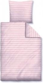 BIBERNA Kinderbettwäsche »Vintage«, rosa, 1x 100x135 cm