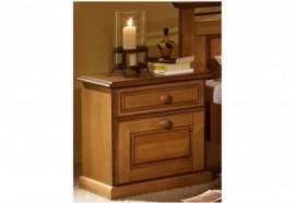 Premium collection by Home Affaire Nachtkonsole »Carlo«, braun, honig, FSC®